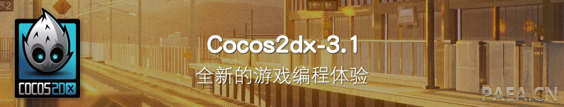 Cocos2dx-3.1 官方原版